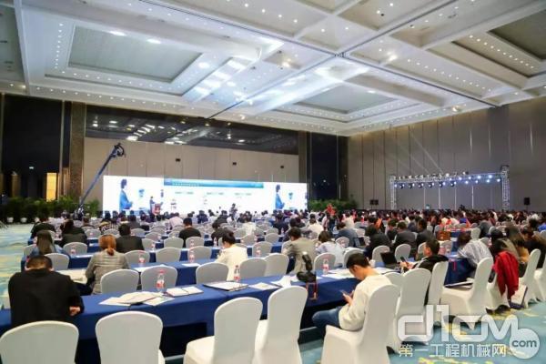 中国工业论坛会场