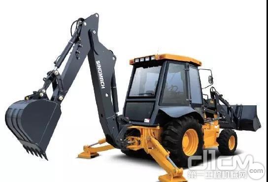 630A挖掘装载机
