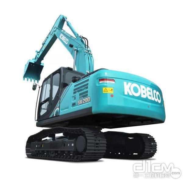 SK200-10挖掘机