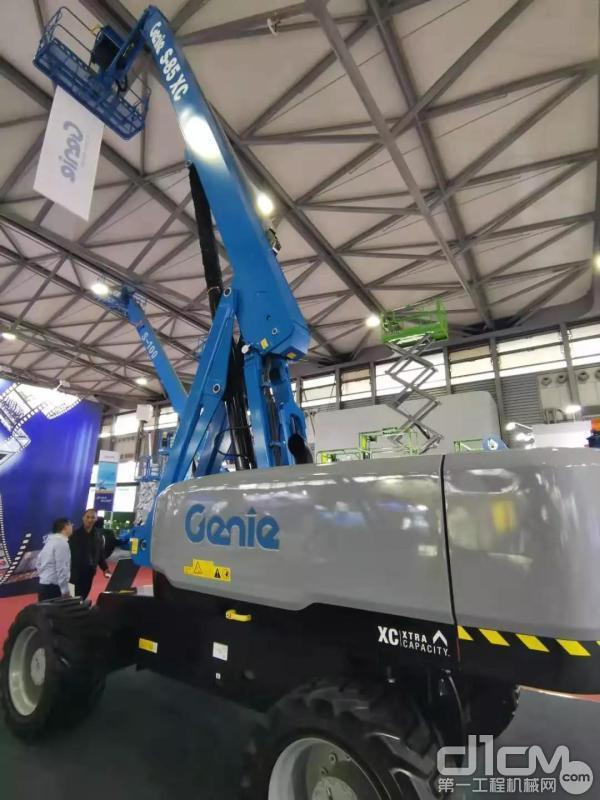 Genie®S™-85 XC™高空作业平台