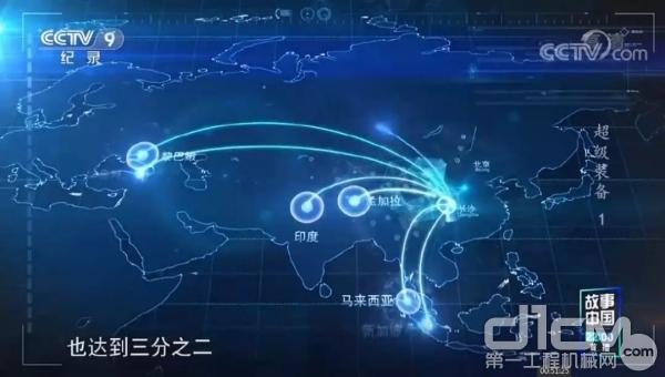 中国盾构机已占据全球三分之二的市场