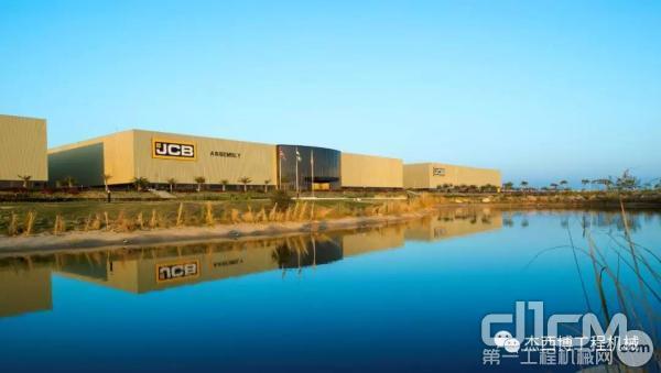 JCB印度工厂