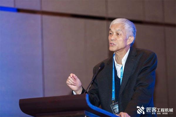 中国工程机械工业协会会长 祁俊