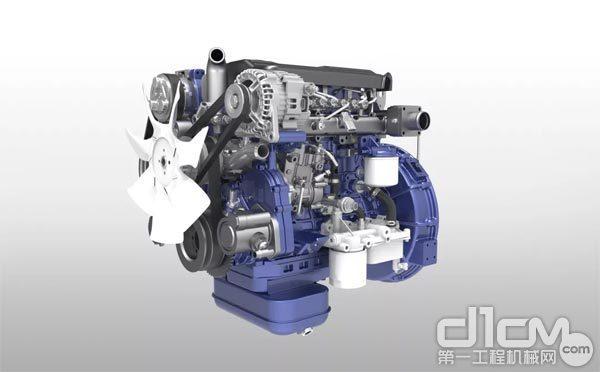潍柴WP2.3发动机