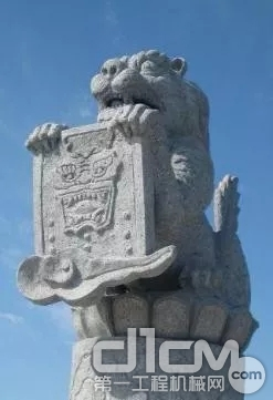 负屃(音同:复戏fù xì)是古代中国神话中的龙生九子之一