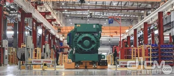 QSK78系列柴油发电机组