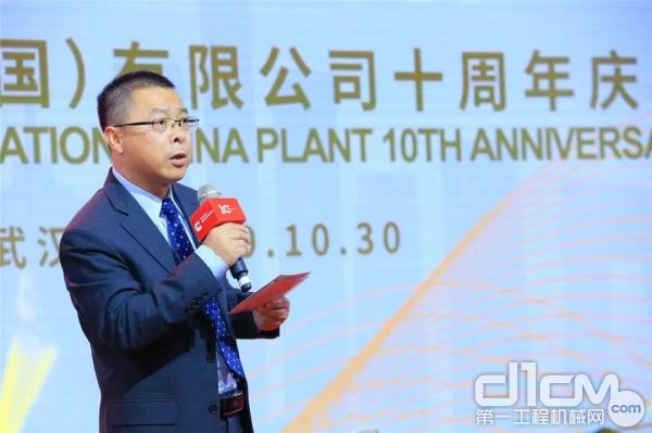 康明斯动力系统中国区总经理 相永东