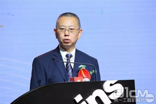 康明斯中国区电力业务总经理 王雷