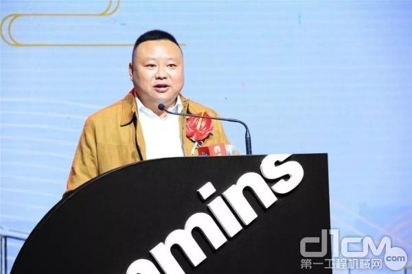 上海中智电气工程技术有限公司总经理 蔡宏晖