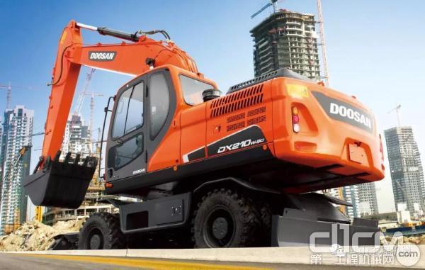 DX210W-9C