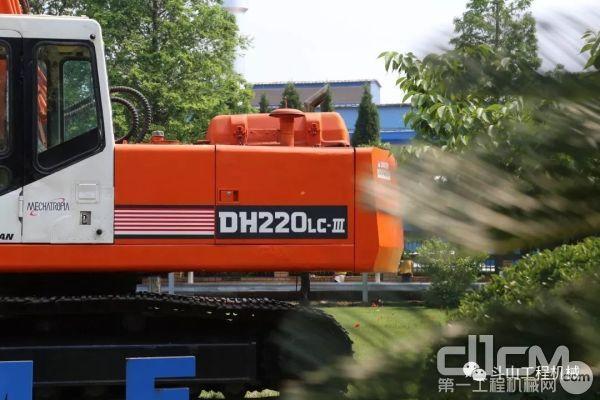 传奇机型DH220-III