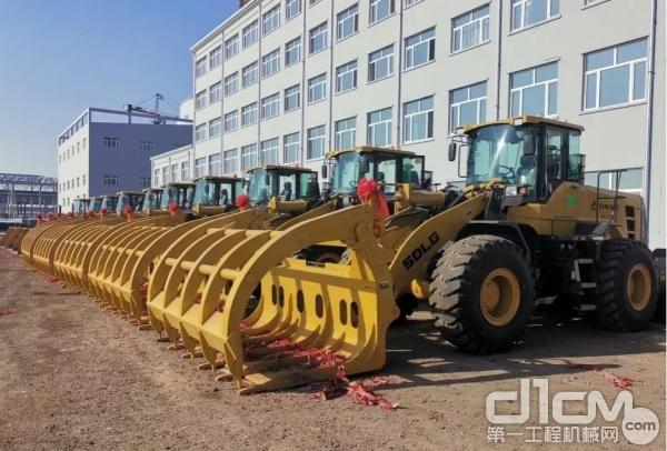 山东临工L955FHD装载机