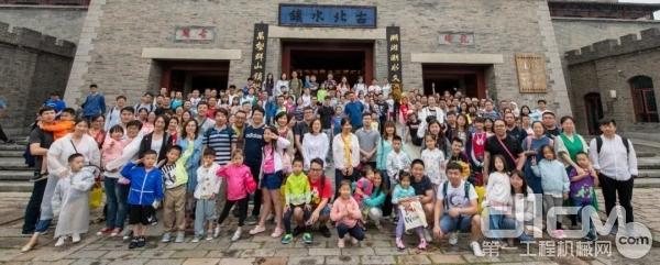 沃尔沃信息技术中国大家庭