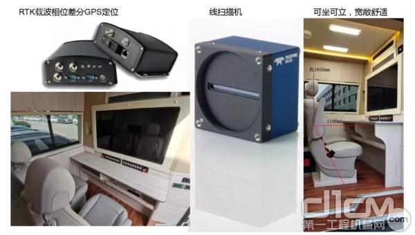 徐工道路检测车XJC405配置