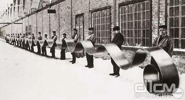 成立于1862年的山特维克以制造上等钢材起家