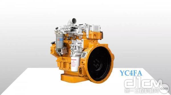 YC4FA发动机