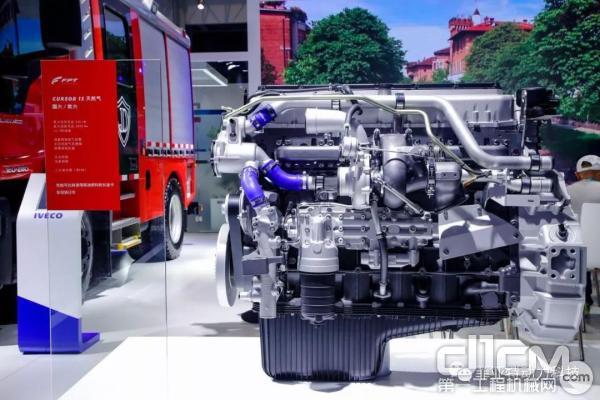 Cursor 13 天然气发动机
