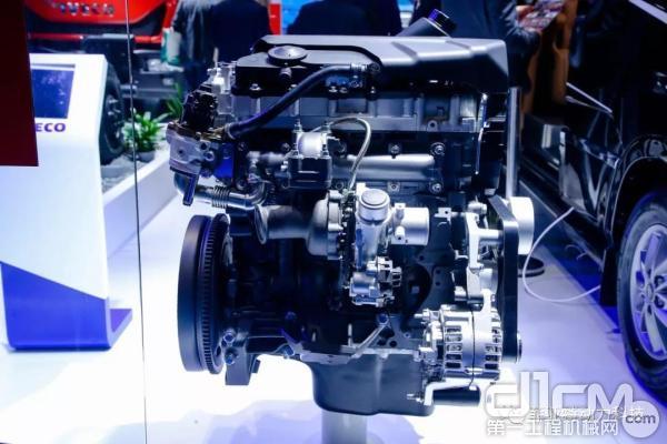 F1C 3.0升(国六)发动机