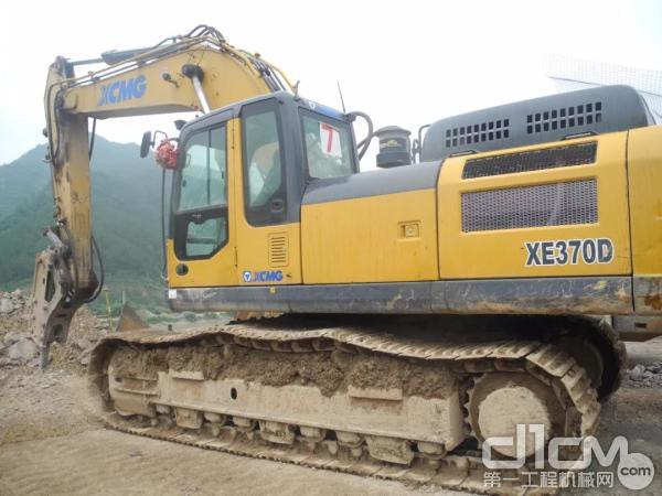 徐工XE370D挖掘机