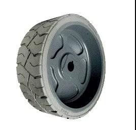 无痕轮胎属于实心轮胎