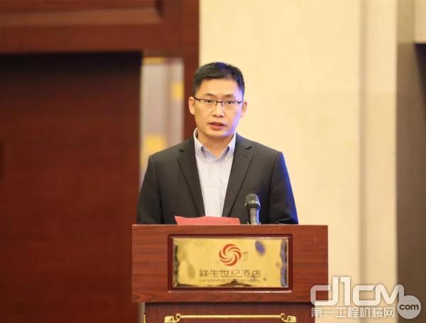 浙江恒久机械集团有限公司董事长寿飞峰