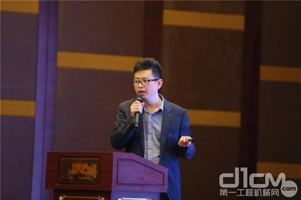 上海宾通智能科技有限公司销售总监魏琦