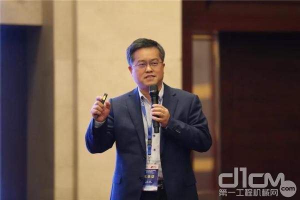 江苏威博液压股份有限公司总经理马金星
