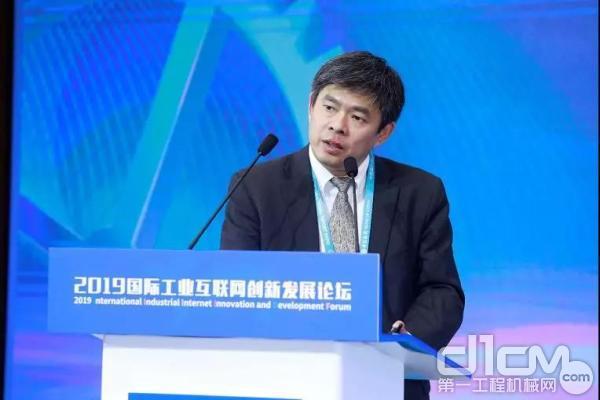 CNRI技术总监、DONA技术总监孙洵