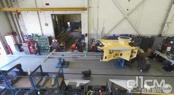 普茨迈斯特泵车制造揭秘