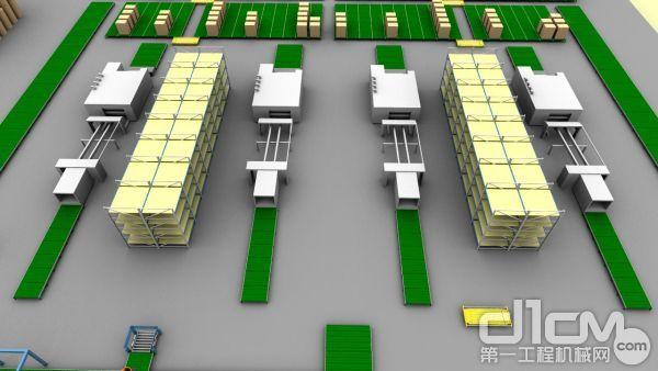 推进建设智能工厂