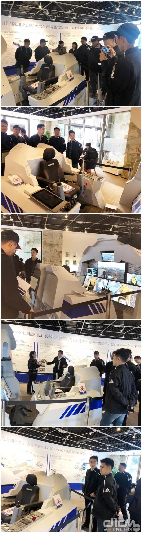 无人驾驶模拟展示