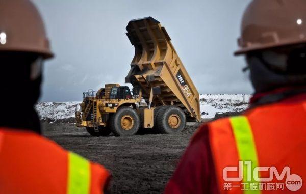 CAT®(卡特)自动运输系统助力FMG矿山成功运输物料达10亿吨