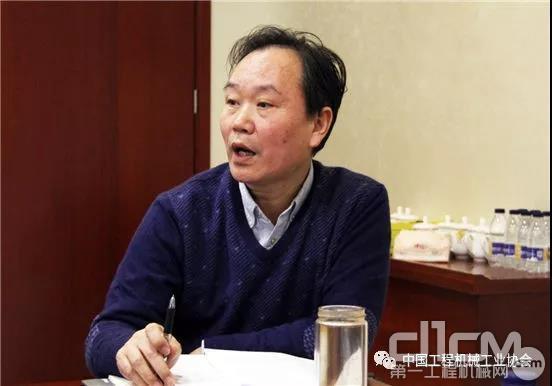 协会副秘书长王金星