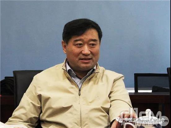 常务副会长兼秘书长苏子孟