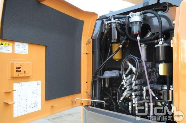 CX80C发动机搭载了经过市场验证的洋马4TNV98