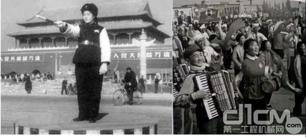 五十年代的中国