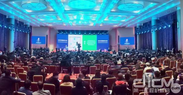 中铁装备受邀出席2019中国城市大会并作主题演讲