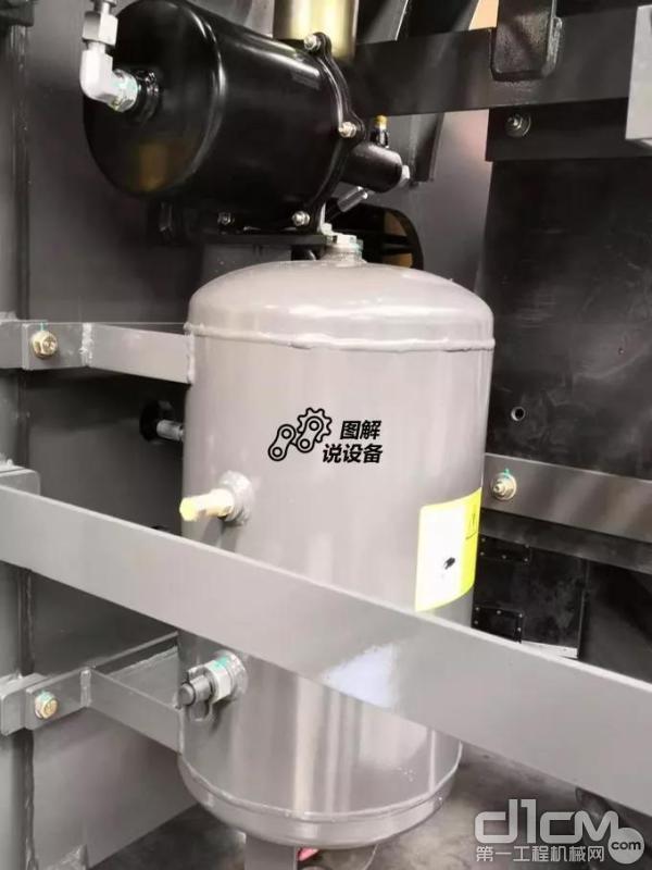 后加力泵前移,缩短管路长度