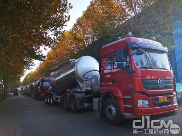 陕汽集团11月份销售重卡约1.49万辆