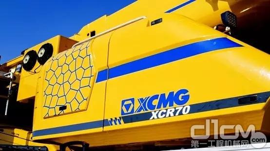 徐工XCR70_S越野轮胎起重