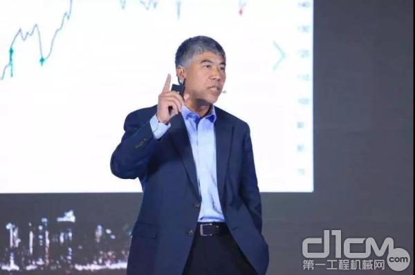 约翰迪尔中国投资有限企业总裁刘镜辉