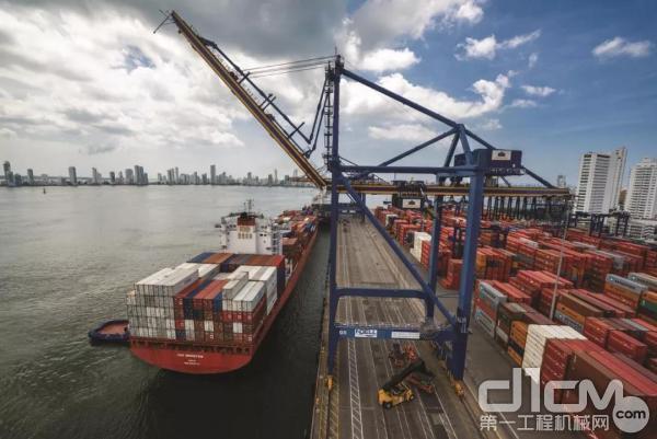 2018年 Cargotec收购了TTS和Effer
