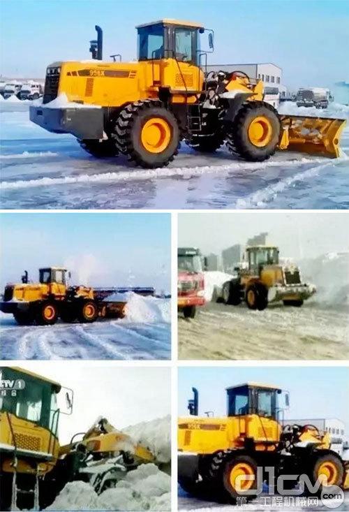 国机重工除冰雪装备能够广泛适应复杂路况