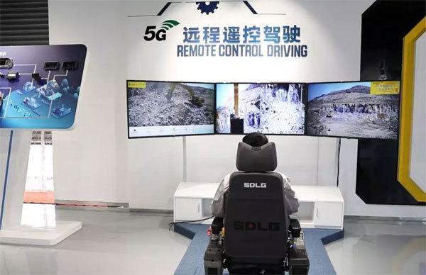 5G远程遥控驾驶系统
