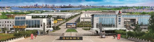 山东临工厂区拍图