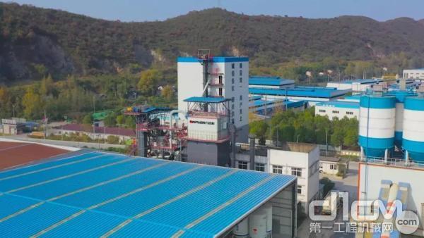 宁国迈特建材产业园区