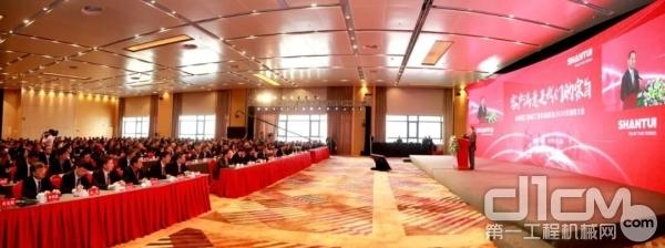 山東重工集團工程機械板塊2020年商務大會隆重召開