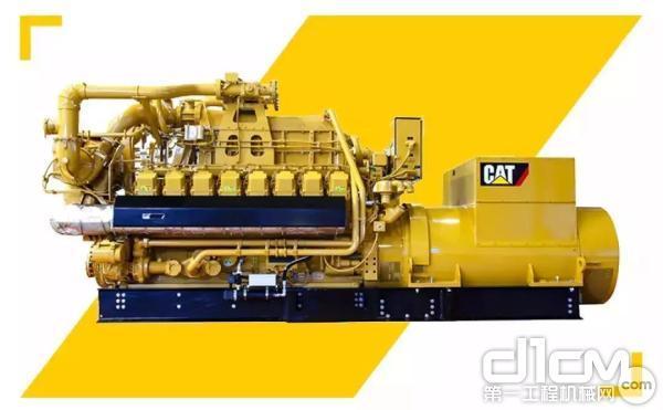 CAT? G3516C发电机组