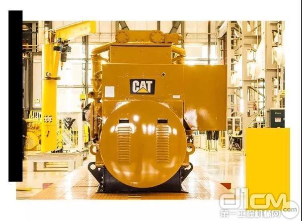 CAT? 发电机组可显著降低温室气体排放量,并提高当地电网容量