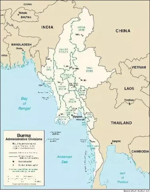 坐标:缅甸
